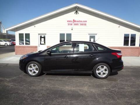 2014 Ford Focus for sale at GIBB'S 10 SALES LLC in New York Mills MN