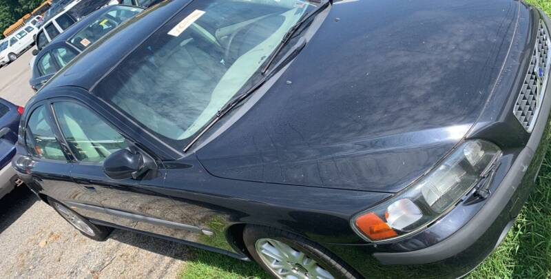 2002 Volvo S60 for sale at Trocci's Auto Sales in West Pittsburg PA