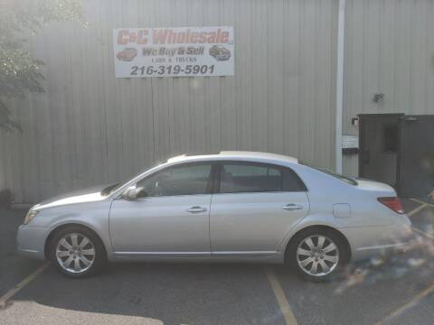 2007 Toyota Avalon for sale at C & C Wholesale in Cleveland OH