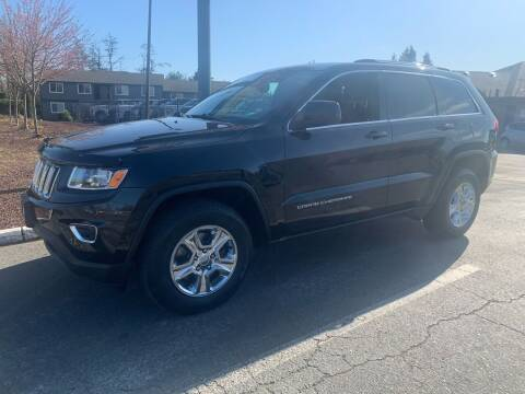 2014 Jeep Grand Cherokee for sale at South Commercial Auto Sales in Salem OR