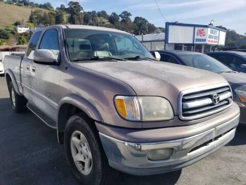 2001 Toyota Tundra for sale at Lucky Auto Sale in Hayward CA