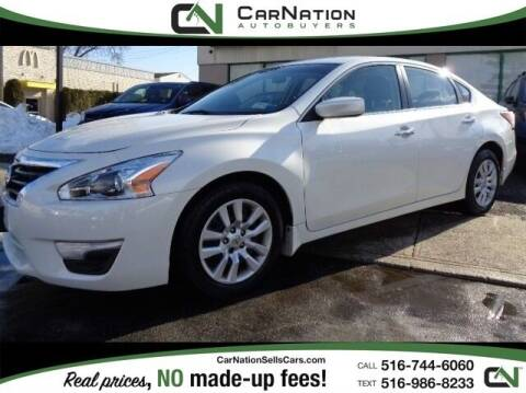 2014 Nissan Altima for sale at CarNation AUTOBUYERS, Inc. in Rockville Centre NY