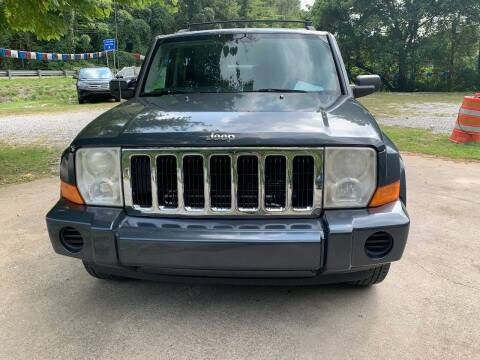 2007 Jeep Commander for sale at Day Family Auto Sales in Wooton KY