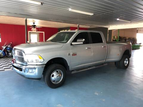 2011 RAM Ram Pickup 3500 for sale at B&R Auto Sales in Sublette KS