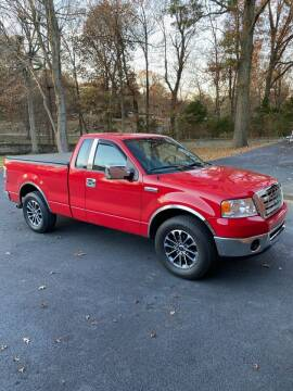 2007 Ford F-150 for sale at McCully's Automotive - Trucks & SUV's in Benton KY