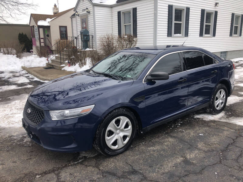 2013 Ford Taurus for sale at CPM Motors Inc in Elgin IL
