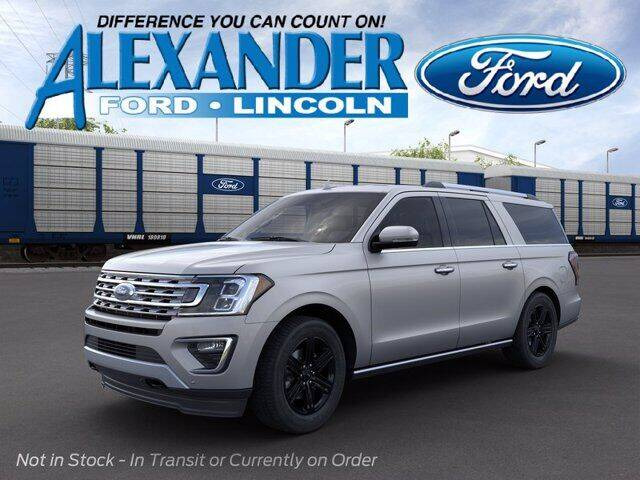 2021 Ford Expedition MAX for sale at Bill Alexander Ford Lincoln in Yuma AZ