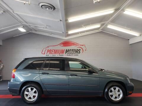 2005 Chrysler Pacifica for sale at Premium Motors in Villa Park IL