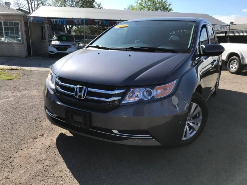 2015 Honda Odyssey for sale at Vtek Motorsports in El Cajon CA