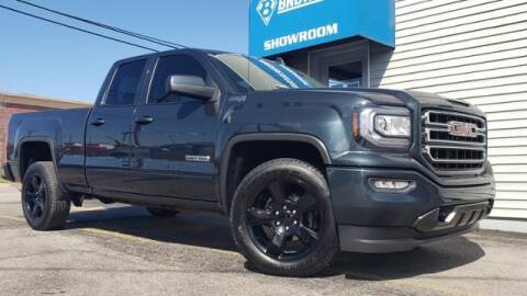 2018 GMC Sierra 1500 for sale at Browning Chevrolet in Eminence KY
