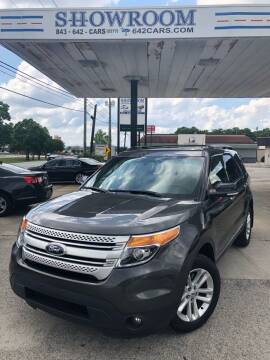 2015 Ford Explorer for sale at Showroom Auto Sales of Charleston in Charleston SC