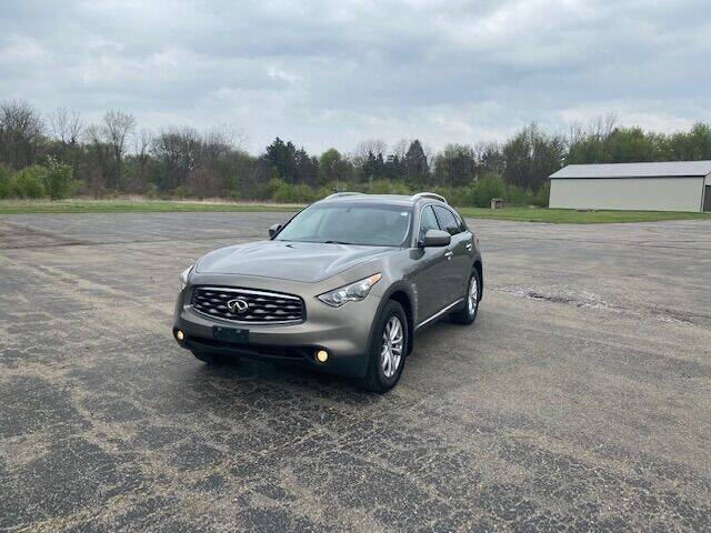 2010 Infiniti FX35 for sale in Flint, MI