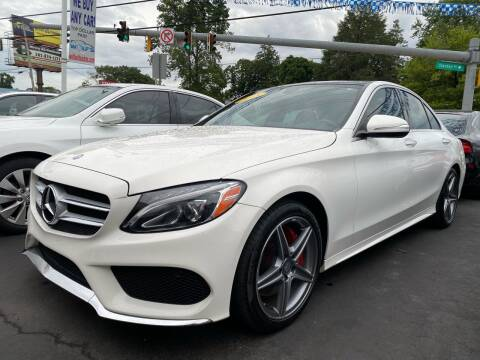 2015 Mercedes-Benz C-Class for sale at WOLF'S ELITE AUTOS in Wilmington DE