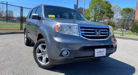 2012 Honda Pilot for sale at Maxima Auto Sales in Malden MA