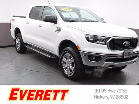 2021 Ford Ranger for sale at Everett Chevrolet Buick GMC in Hickory NC
