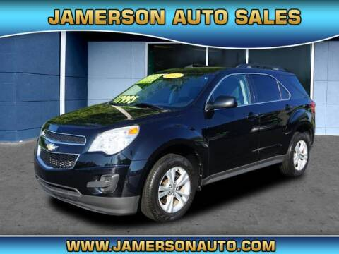 2012 Chevrolet Equinox for sale at Jamerson Auto Sales in Anderson IN