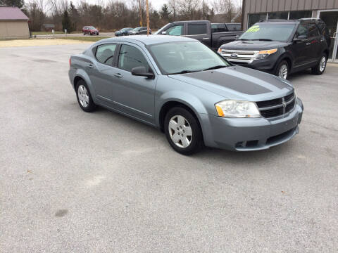 2010 Dodge Avenger for sale at KEITH JORDAN'S 10 & UNDER in Lima OH