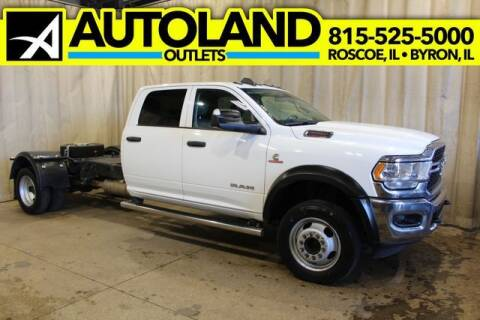 2019 RAM Ram Chassis 5500 for sale at AutoLand Outlets Inc in Roscoe IL