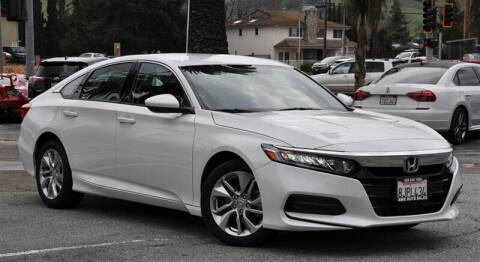 2019 Honda Accord for sale at AMC Auto Sales, Inc. in Fremont CA