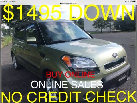 2011 Kia Soul for sale at Cooks Motors in Westampton NJ