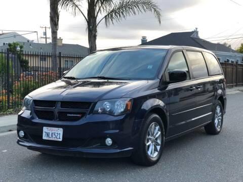 2014 Dodge Grand Caravan for sale at ZaZa Motors in San Leandro CA