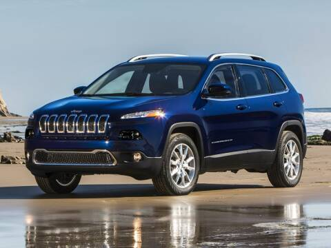 2014 Jeep Cherokee for sale at GRIEGER'S MOTOR SALES CHRYSLER DODGE JEEP RAM in Valparaiso IN