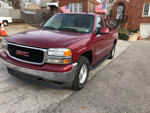 2005 GMC Yukon XL for sale at Kneezle Auto Sales in Saint Louis MO