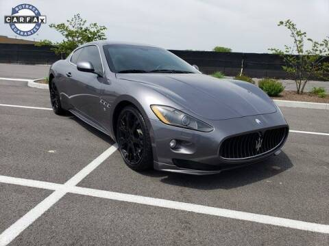 2011 Maserati GranTurismo for sale at INDY LUXURY MOTORSPORTS in Fishers IN