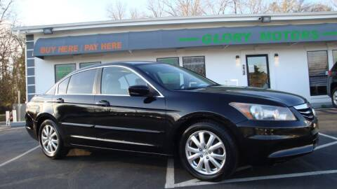 2012 Honda Accord for sale at Glory Motors in Rock Hill SC