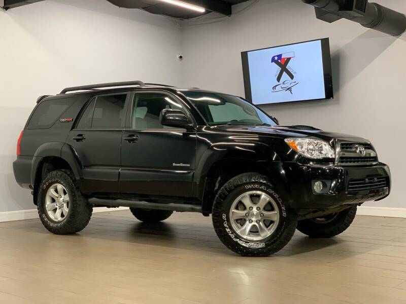 2007 Toyota 4Runner for sale at TX Auto Group in Houston TX