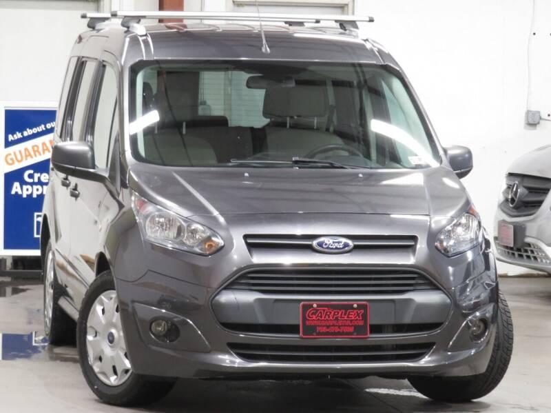 2015 Ford Transit Connect Wagon for sale at CarPlex in Manassas VA