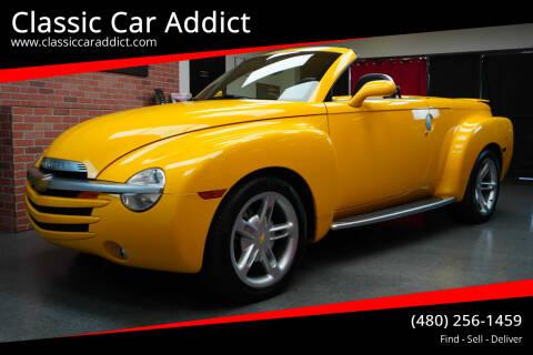 2004 Chevrolet SSR for sale at Classic Car Addict in Mesa AZ