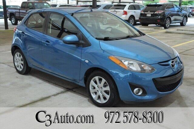 2012 Mazda MAZDA2 for sale in Plano, TX
