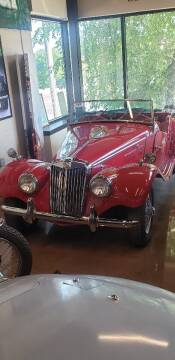 1955 MG TF for sale at Its Alive Automotive in Saint Louis MO
