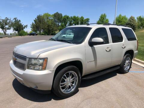 2007 Chevrolet Tahoe for sale at DRIVE N BUY AUTO SALES in Ogden UT