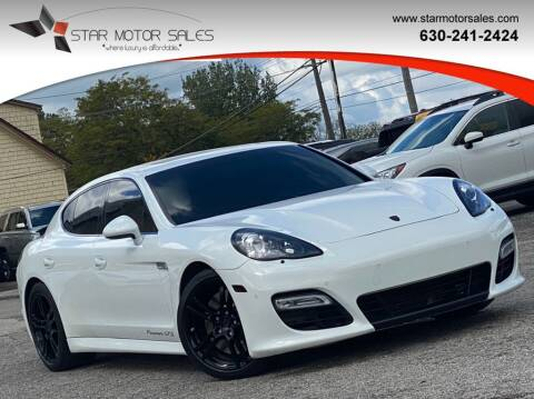 2013 Porsche Panamera for sale at Star Motor Sales in Downers Grove IL