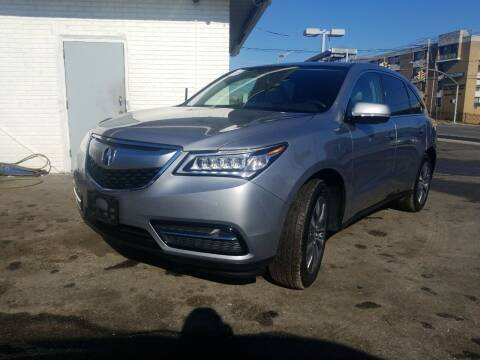 2016 Acura MDX for sale at OFIER AUTO SALES in Freeport NY