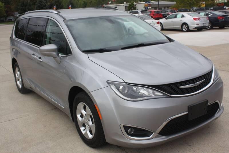 2017 Chrysler Pacifica for sale at Sandusky Auto Sales in Sandusky MI