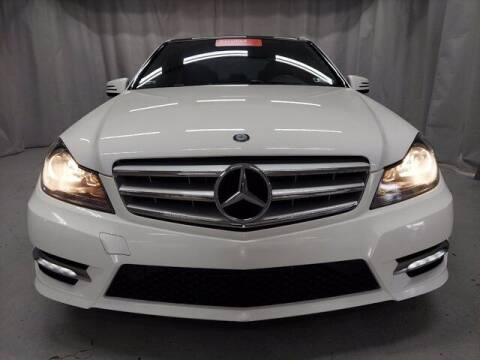 2013 Mercedes-Benz C-Class for sale at North American Auto Liquidators in Essington PA