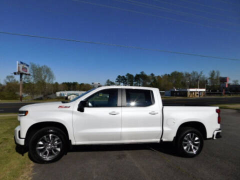 2021 Chevrolet Silverado 1500 for sale at Joe Lee Chevrolet in Clinton AR