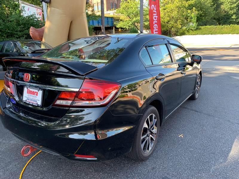 2015 Honda Civic EX 4dr Sedan - Elizabeth NJ