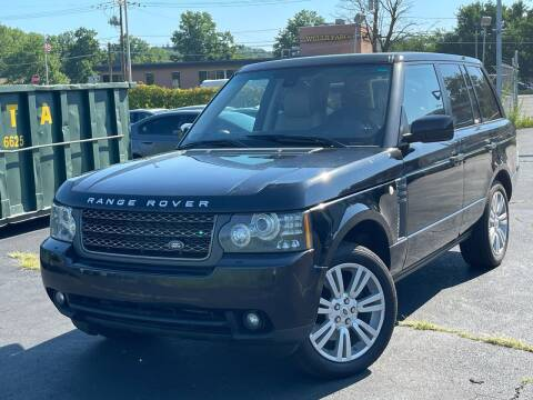 2011 Land Rover Range Rover for sale at MAGIC AUTO SALES in Little Ferry NJ