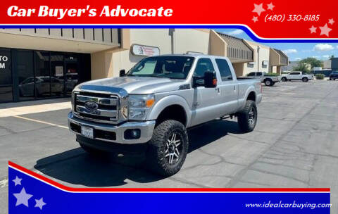 2015 Ford F-250 Super Duty for sale at Car Buyer's Advocate in Phoenix AZ