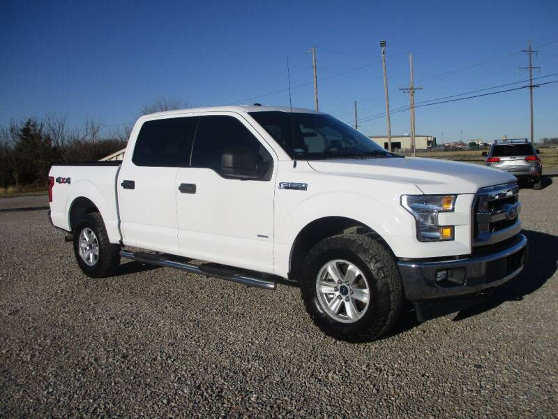2017 Ford F-150 for sale at LK Auto Remarketing in Moore OK
