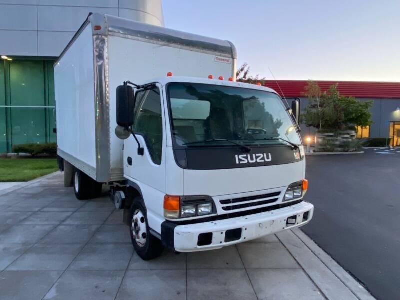 2004 Isuzu NPR for sale at Top Motors in San Jose CA