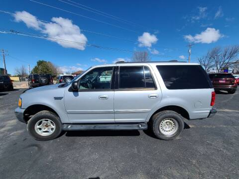 2000 Ford Expedition for sale at Silverline Auto Boise in Meridian ID