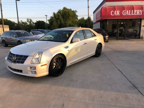 2010 Cadillac STS for sale at Car Gallery in Oklahoma City OK