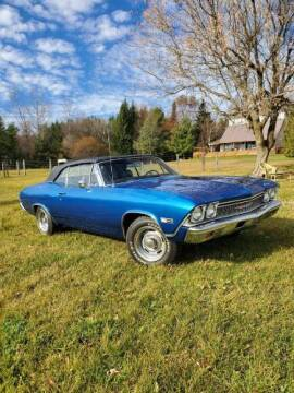 1968 Chevrolet Chevelle for sale at Classic Car Deals in Cadillac MI