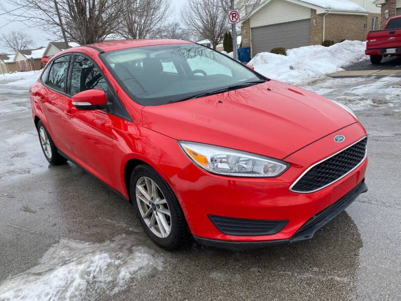 2017 Ford Focus for sale at Posen Motors in Posen IL