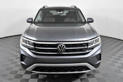 2021 Volkswagen Atlas for sale at Southern Auto Solutions-Jim Ellis Volkswagen Atlan in Marietta GA